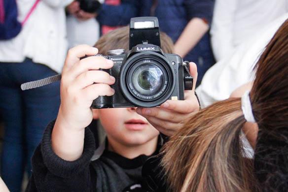 talleres de fotografía infantil y juvenil