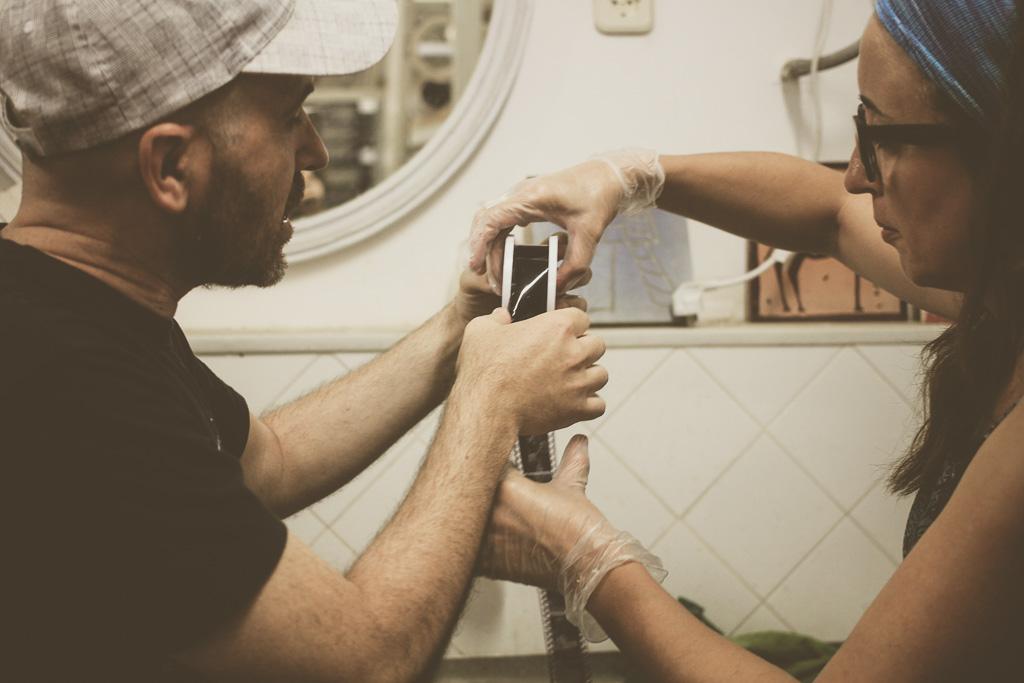 Ver y Revelar fotografia y desarrollo personal en ANDANAfoto 24
