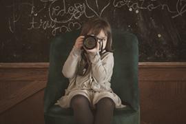 Imparte un curso de fotografía infantil y juvenil