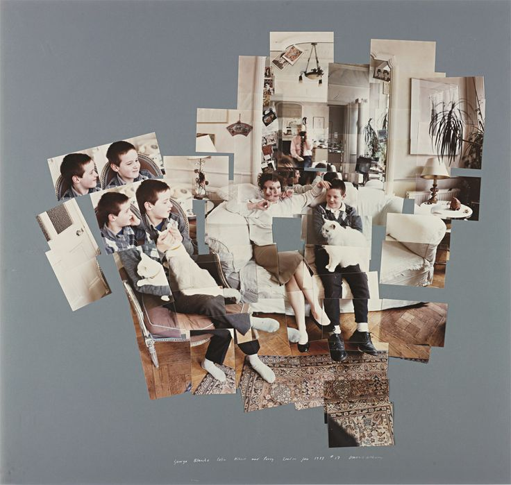 david hockney collage andanafoto