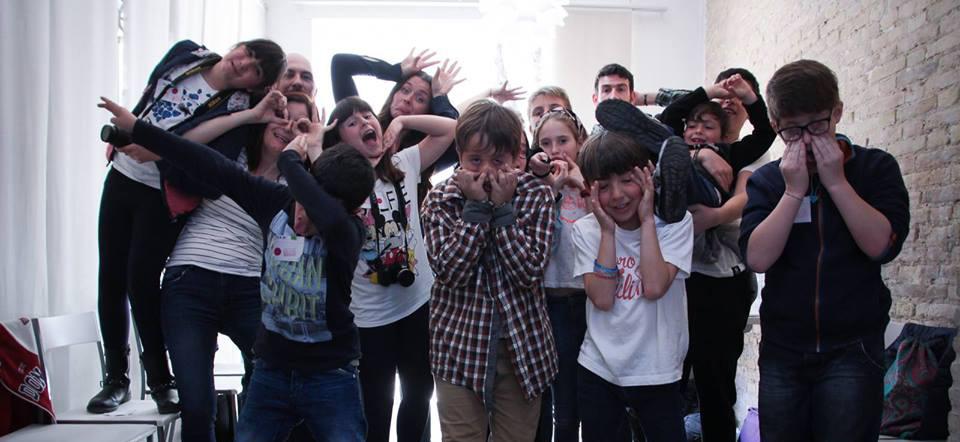 Como impartir un taller de fotografía infantil y juvenil