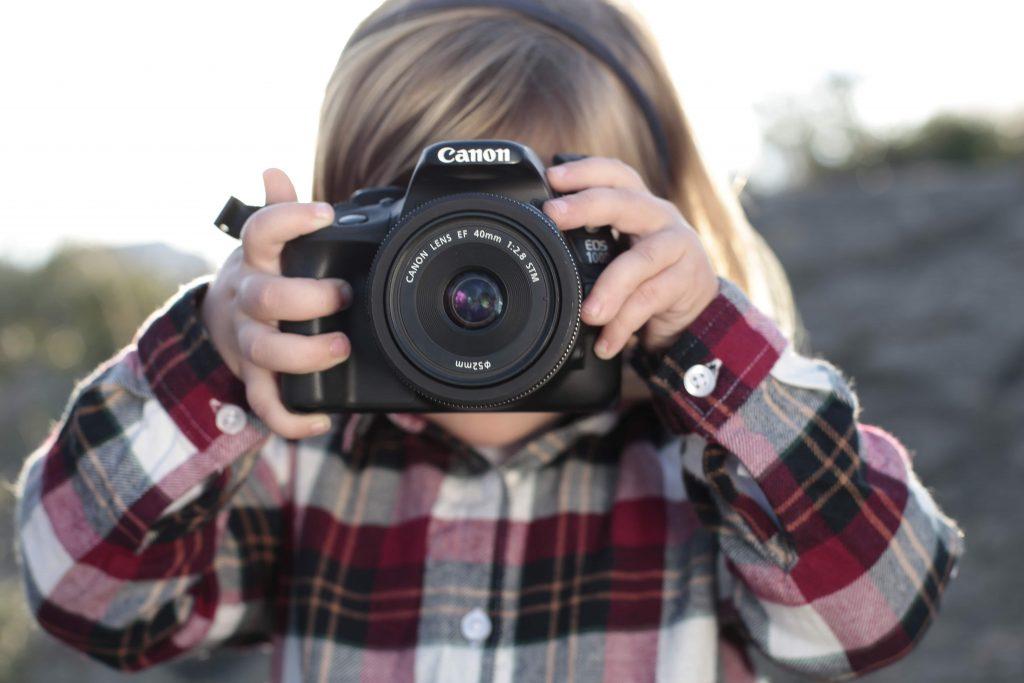 Foto-352camara para niños andanafoto