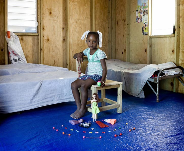 Gabriele Galimberti. Bethsaida, 4. Port-au-Prince, Haiti.