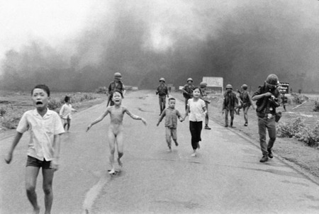 nick ut - el terror de la guerra 1973