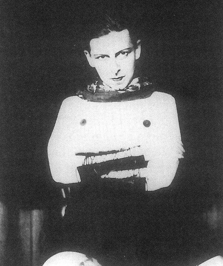 Claude Cahun-1929