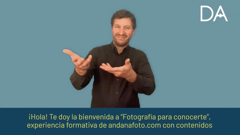 Juan Daniel López Maccio en ANDANAfoto
